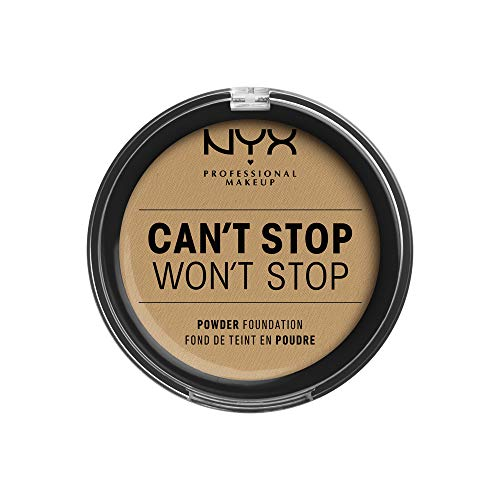 NYX Professional Makeup Polvos sol Can't Stop Won't