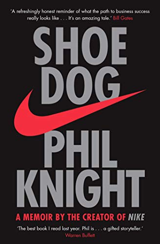 Shoe Dog por Phil Knight