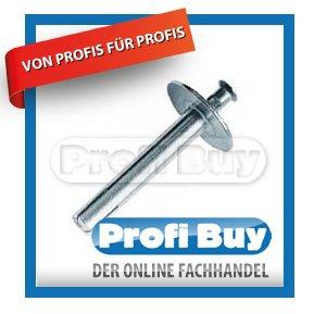 Hammerschlagnieten 4,8x35mm | VE = 200 Stück | Ausführung: Edelstahl/Aluminium