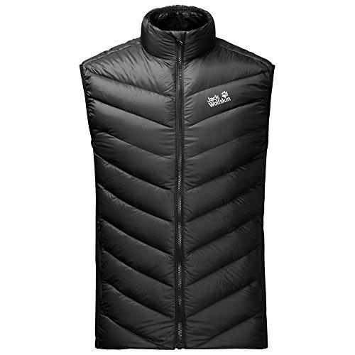 Jack Wolfskin Mens Atmosphere Breathable Windproof Vest Down Jacket