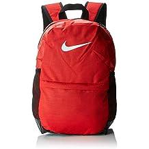 Nike Brasilia Zaino Rosso