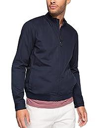 Esprit 046eo2g013-Shirt Jacket, Blouson Homme