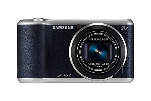 Samsung Galaxy Camera 2 with Android Jelly Bean v4.3 OS, 16.3MP CMOS with 21x Optical Zoom and 4.8
