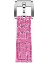 TW Steel Marc Coblen Armband Uhrenband Uhrenarmband Leder 22 MM Kroko Pink LB_P_K_S