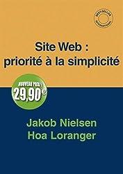 Site Web Priorité à la Simplicité Nouveau Prix