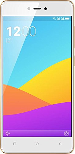 Gionee F103 Pro, Gold image
