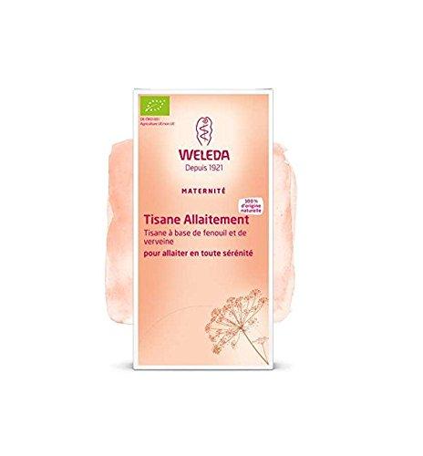 Weleda Tisane allaitement 20 sachets 40g BIO