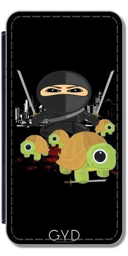 Custodia in PU Pelle per LG G5 - Tartarughe Ninja by Adamzworld