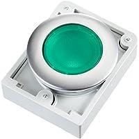 Eaton 182952Bombilla Impresión teclas, Flat frontal, plano, rastend, Verde, xppc2