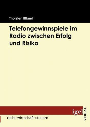 Telefongewinnspiele im Radio zwischen Erfolg und Risiko