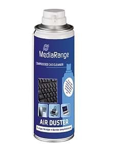 MediaRange Air Duster Druckluft Spray Gas Reiniger 400ml