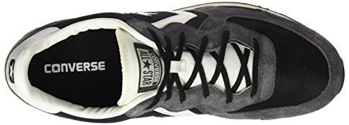 Converse Auckland Racer Ox, Sneakers Homme Noir (Black/iron/natural)