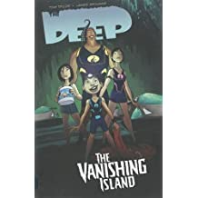 Deep, The Volume 2 (2nd Edition): The Vanishing Island