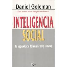 Inteligencia social/ Social Intelligence