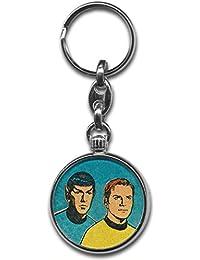 Star Trek Keyring