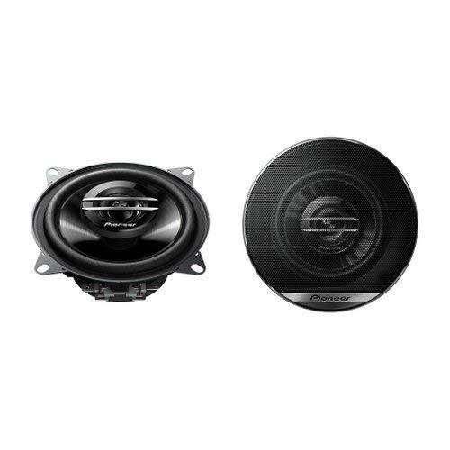 Pioneer TS-G1020F 10 cm (3,9 Zoll) Koax Lautsprecher (2-Wege, 210W) schwarz