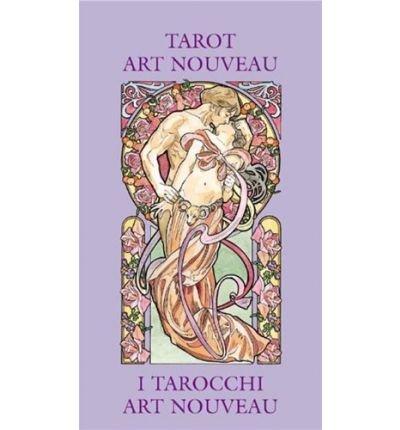 Castello Mini ([Tarot Art Nouveau Mini (Miniature Decks) [ TAROT ART NOUVEAU MINI (MINIATURE DECKS) ] By Castelli, A ( Author )Dec-08-2003 Paperback)