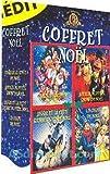 Coffret Kids Noël : Jessie et le petit renne du père Noël / Charlie, le conte de Noël / Joyeux Muppet Show de Noël / Un chant de Noël - Édition 4 DVD