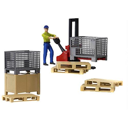 elektro handstapler Bruder 62200 - bworld Logistikset