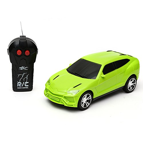 WEMBLEY 1:18 27Mhz SUPER FAST REMOTE CONTROL CAR (GREEN)  available at amazon for Rs.349