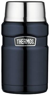 Thermos Stainless King Food Flask - 710 ml, Metallic Blue