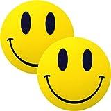 Magma de Factory Smiley Slipmat, 2unidades)