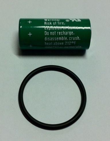 UWATEC Batteriewechselsatz für die Sender Smart+ / AirZ+ / Galileo SOL / Galileo LUNA