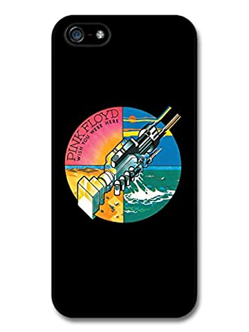 Pink Floyd Wish You Were Here Album Cover coque pour iPhone 5 5S