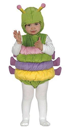 (Guirca Kostüm 12–24Monate Baby, Wurm U (85990.0))