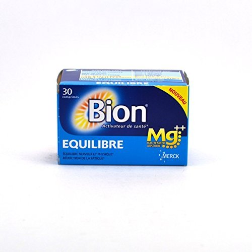 Bion-Bion Equilibre Mg2+ Magnesium Multivitamines Probiotiques