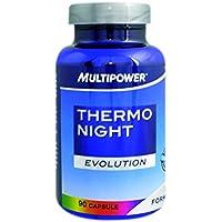 Multipower Thermo Burner Night Evolution Barras Sustitutivas de Comida - 90 Cápsulas