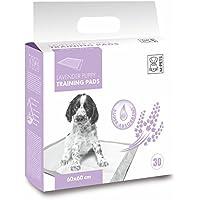 M-PETS 10162310Cachorros de sobremesa Cachorro Inodoro Puppy Pads con Aroma Lavanda, 60x 60cm, 30Unidades