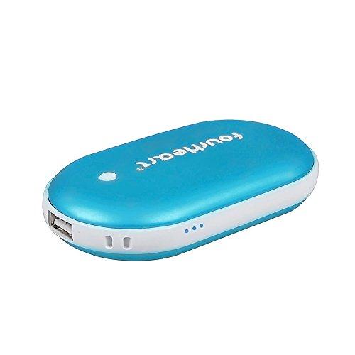 Cookey-5200mAh-USB-Scaldamani-Ricaricabile-USB-Pacco-Batterie-Esterno-Ciottoli-Doppia-Lati-Avvolgenti-per-iPhone-Samsung-Galaxy-HTC-SONY-Lenovo