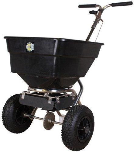 Streuwagen CS600S 58 Liter Zentrifugalstreuer von Texas für Streusalz und Düngemittel