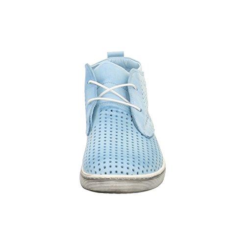 Andrea Conti Damen Schnür-Boots Blau