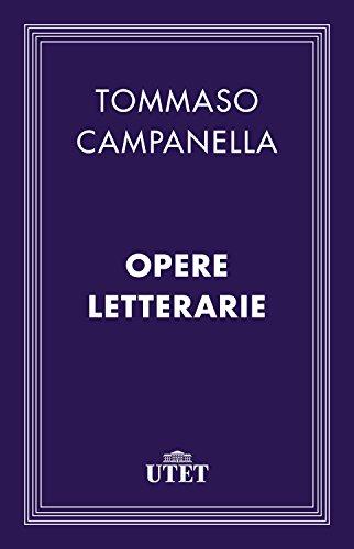 Opere letterarie (Italian Edition)