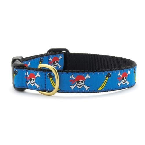 Up Country Skully Hundehalsband (XL) (Bunt) (Up Country Hundehalsbänder)