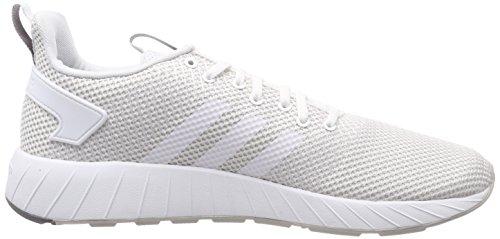 Adidas Questar Byd, Scarpe De Ginnastica Basse Uomo Bianco (chaussures Blanc / Chaussures Blanc / Gris Deux)