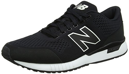 22. new balance Men's 005 (Black) Running Shoes