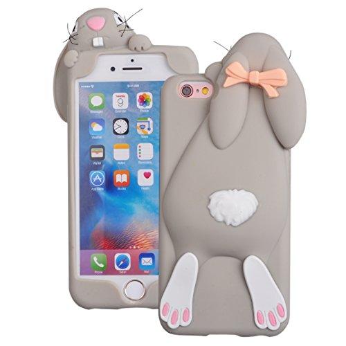 Voguecase® Per Apple iPhone 6/6s 4,7, Custodia Silicone Morbido Flessibile