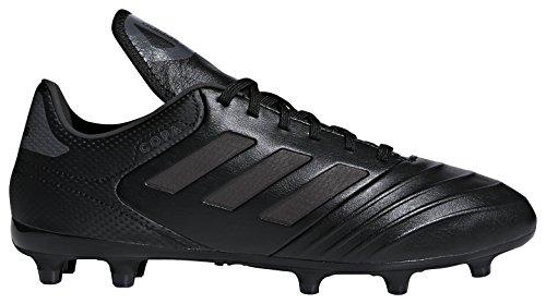 adidas Men's Copa 18.3 FG Soccer Cleats - Black/Black, 6.5 D(M) US -