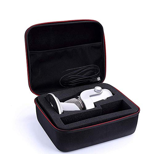 Seracle, custodia rigida da viaggio, custodia protettiva per microfono USB Blue Yeti, microfono a condensatore USB Yeti Pro USB
