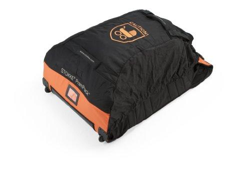 Preisvergleich Produktbild Stokke–Reisetasche® prampack schwarz/orange