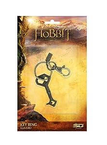 SD toys SD02734 - The Hobbit, Llave De Erebor Thorin, Llavero mosquetón (SDTHOBB2734) - Llavero Llave Thorin