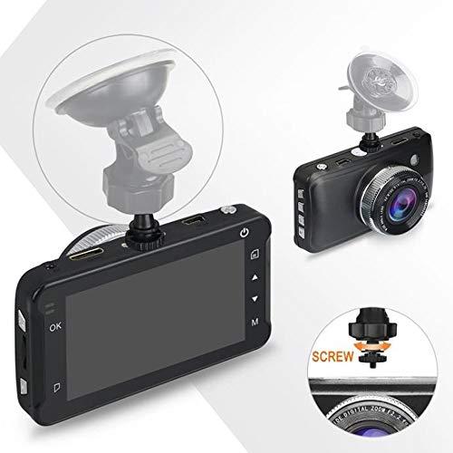 Car Dash Cam, Car DVR Camcorder 1080P 140 ° Angle Clear Night Vision, mit WDR, Motion Detection, Parking Monitor, G-Sensor, Loop-Aufnahme