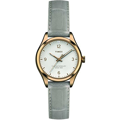 Montre Femme TIMEX seulement temps collection WATERBURY, tw2r69600