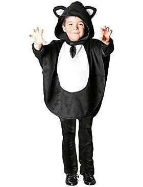 Disfraz de gatito infantil - 4-6 años