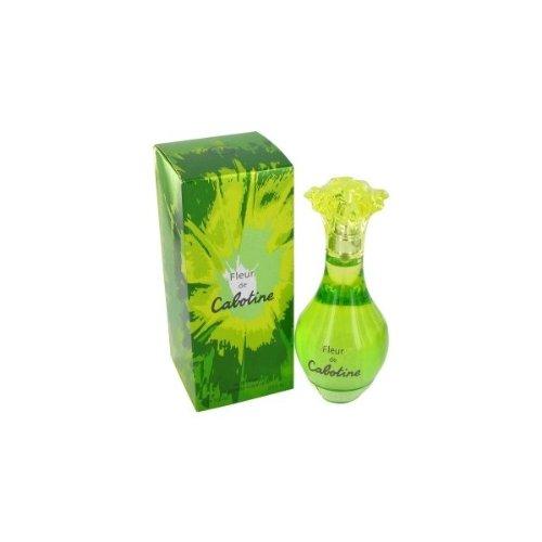Cabotine Fleur Edition by Parfums Gres Eau De Toilette Vaporisateur 100 ml