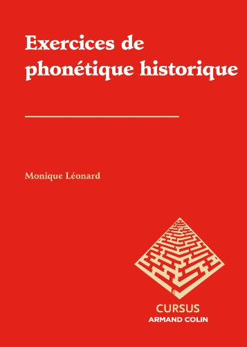Exercices de phonétique historique
