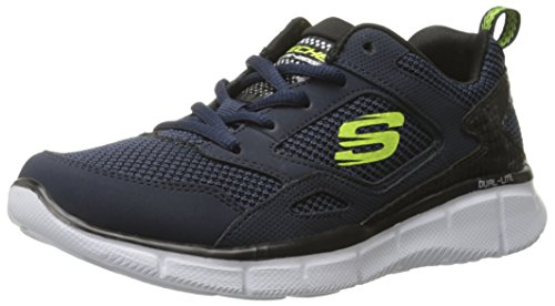 Skechers Equalizer Game Point, Boys' Multisport Outdoor Shoes, Blue (Nvlm - Navy...